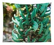 Exotic Jade Vine Tapestry