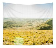 Expansive Open Plains Tapestry