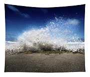 Exploding Seas Tapestry