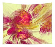 Explosion Of Color Tapestry