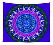 Expression No. 8 Mandala 3d Tapestry