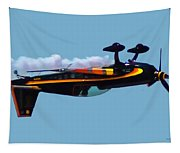 Extra 300s Stunt Plane Tapestry