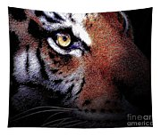 Eye Of The Tiger Tapestry