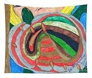 Eye To Eye Tapestry