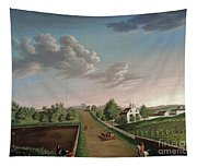 Ezekiel Hersey Derby Farm Tapestry