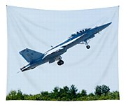F18 - Take Off Tapestry