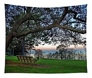 Fairhope Swing On The Bay Tapestry