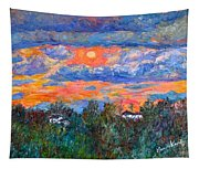 Fairlawn Eve Tapestry