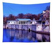 Fairmount Water Works - Philadelphi Tapestry