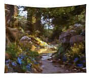 Fairy Forest Tapestry