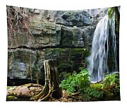 Fairy Waterfall Tapestry