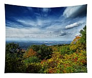 Fall Blue Ridge Parkway Tapestry