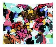 Fall Cartoon Tapestry