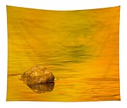 Fall Color Abstract Tapestry