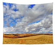 Fall Color On The Palouse Tapestry