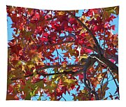 Fall Colors I Tapestry