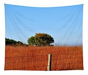 Fall Field Tapestry