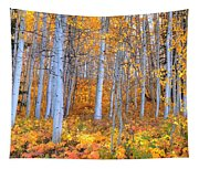 Fall Fiesta Tapestry
