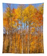 Fall Foliage Color Vertical Image Orton Tapestry