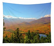 Fall From Mount Jo Tapestry
