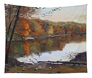 Fall In 7 Lakes Tapestry