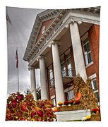 Fall In Jonesborough Tennessee Tapestry