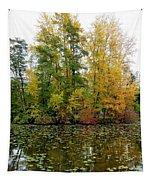 Fall In Kaloya Park 10 Tapestry