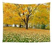 Fall In Kaloya Park 7 Tapestry