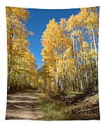Fall Road Tapestry