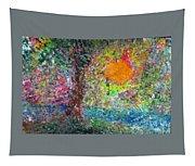 Fall Sun Tapestry