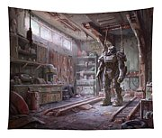 Fallout 4 Armour Tapestry