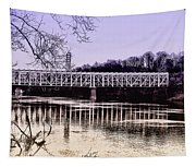 Falls Bridge Tapestry