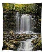 Falls Of Hills Creek 2  Tapestry