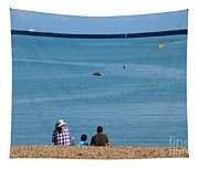 Family Outing Tapestry