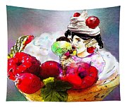 Fancy An Icecream With Me Tapestry