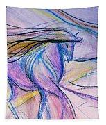 Fancy Walk Tapestry