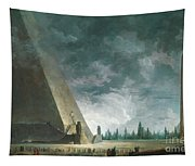 Fantaisie Egyptienne Tapestry