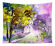 Fantaquarelle 06 Tapestry