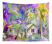 Fantaquarelle 08 Tapestry