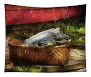 Farm - Laundry  Tapestry