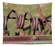 Farm Equipment 7 Tapestry