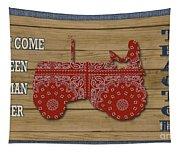 Farm Life-jp3230 Tapestry