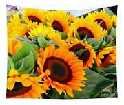 Farm Stand Sunflowers #8 Tapestry