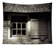 Farmhouse Window Tapestry