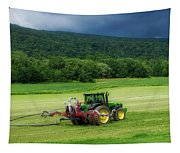 Farming New York State Before The July Storm 02 Tapestry