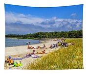 Faro Beach Tapestry