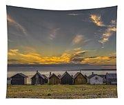 Faroe, Gotland, Sweden Tapestry
