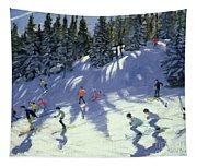 Fast Run Tapestry