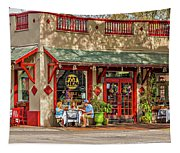 Fat Hen Grocery - New Orleans Tapestry