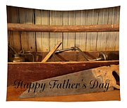 Fathers Day Tapestry